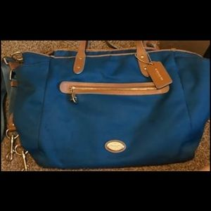 Coach Diaper Bag for sale!